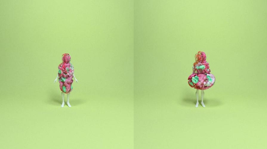 衣服的制作 - 瑞云渲染