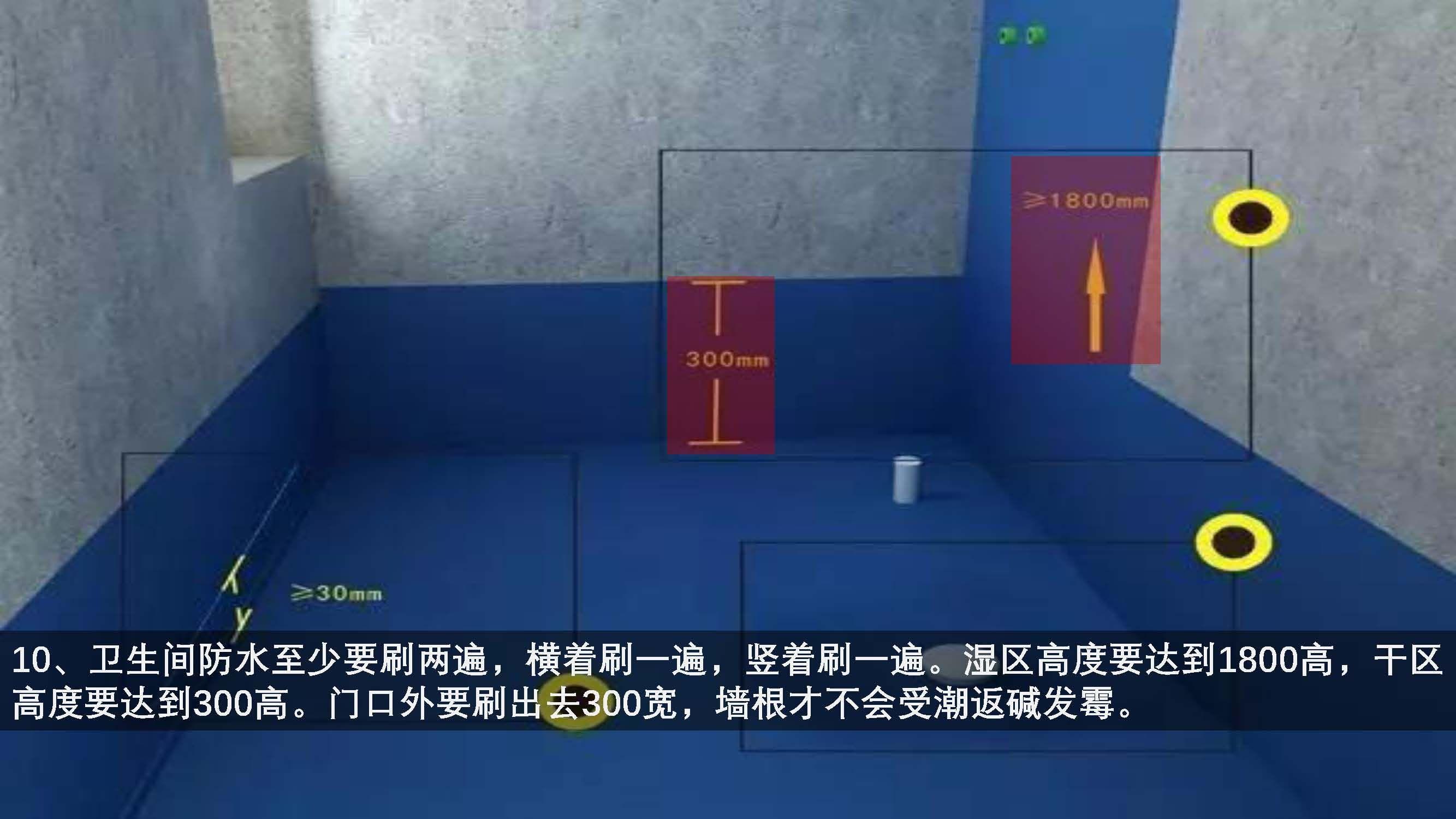 1%的人不知道的卫生间装修干货 飞特网 原创室内设计