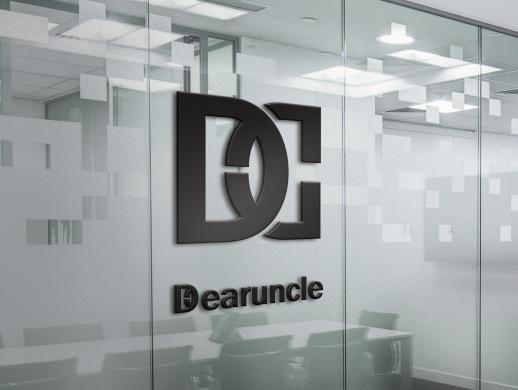 Dearuncle——高端服装品牌logo设计