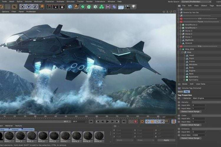 2021年5大最佳3D动画软件 - 瑞云渲染