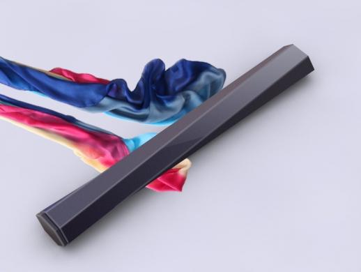 简约多边形丝巾收纳盒设计